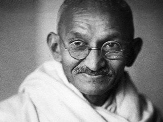 Gandhi recognized the links between peace and not eating animals | Meat Your Future