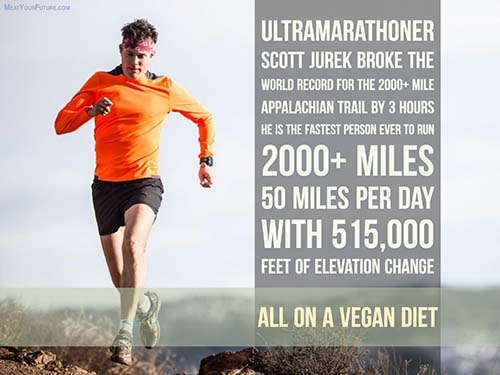 Scott Jurek Vegan Ultramarathoner | Meat Your Future