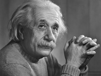 Einstein: What a sad era when it is easier to smash an atom than a prejudice | Meat Your Future