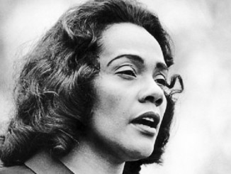 Coretta Scott King - Civil Rights Leader and Vegan | Meat Your Future