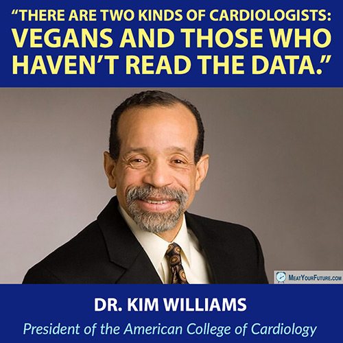 Dr. Kim Williams - There Are Two Kinds of Cardiologists | Meat Your Future